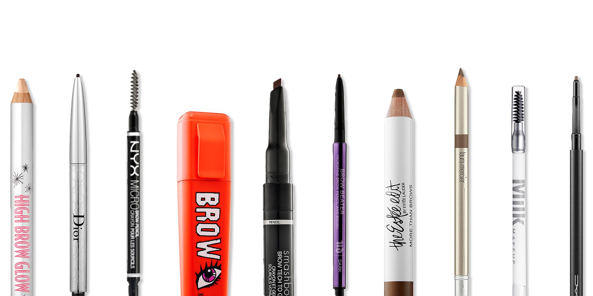 Как правильно красить брови карандашом - выбор хорошего средства и инструкция по применению