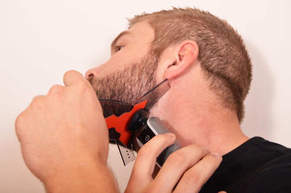 Стиль бороды без усов