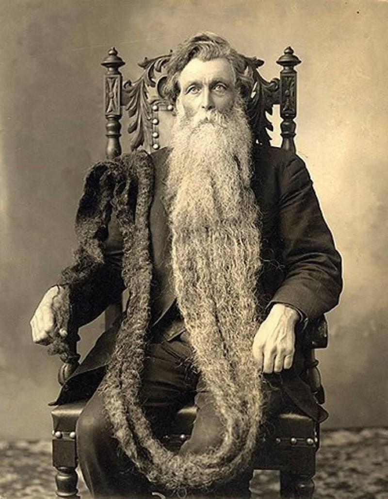 Самая длинная борода в мире