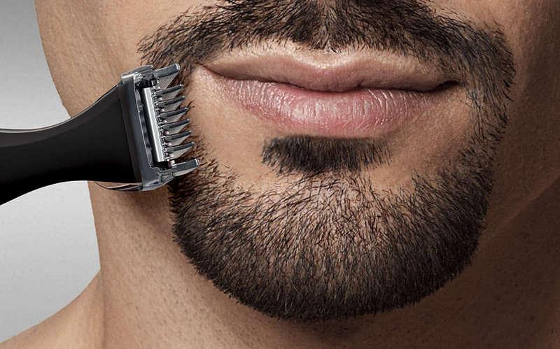 Стрижка усов