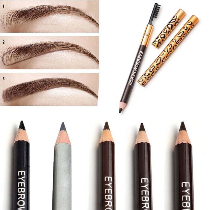 Как подобрать карандаш для бровей