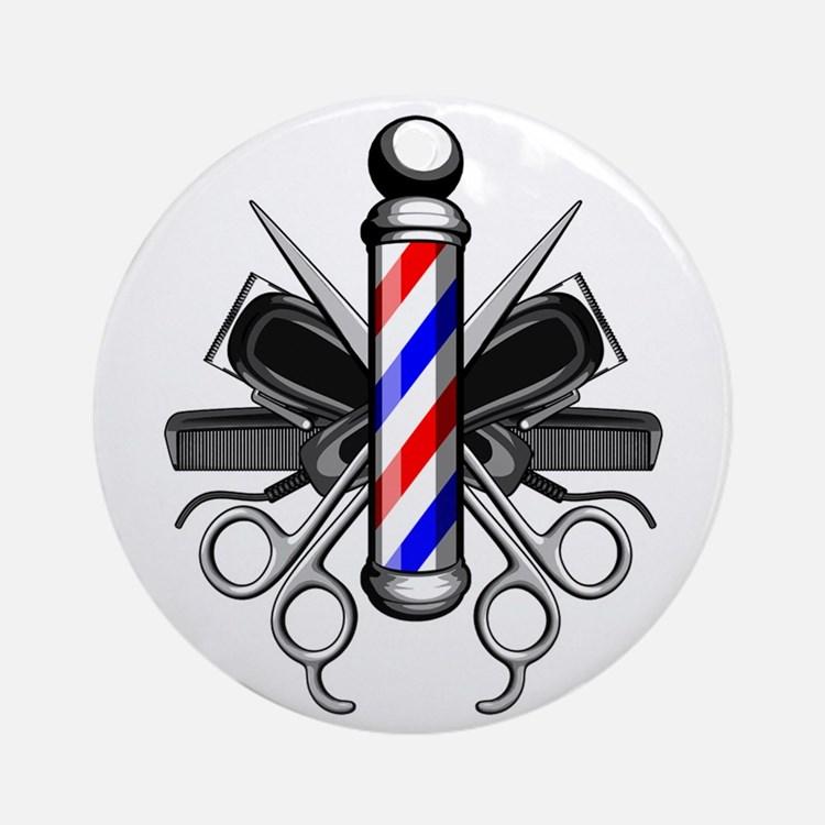 Мастер по стрижке бороды и усов, как называется?
