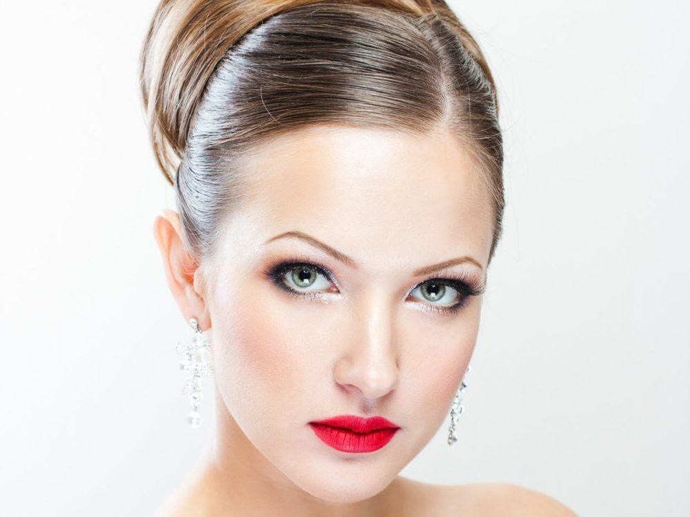 красивые женские брови