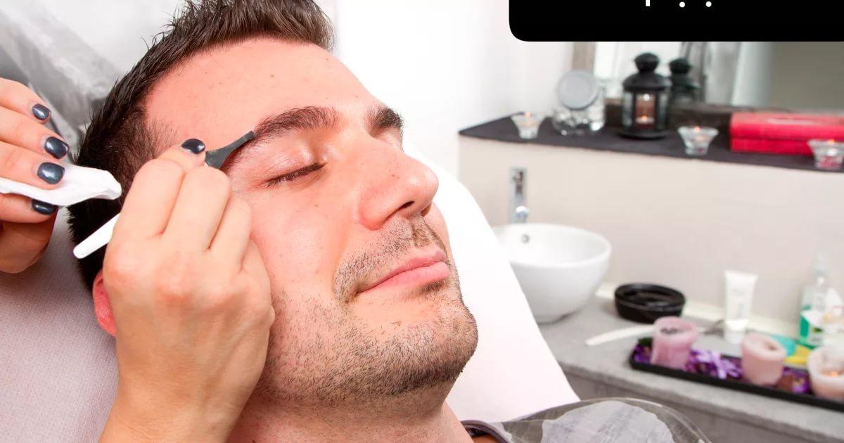 Шрам на брови - новый тренд