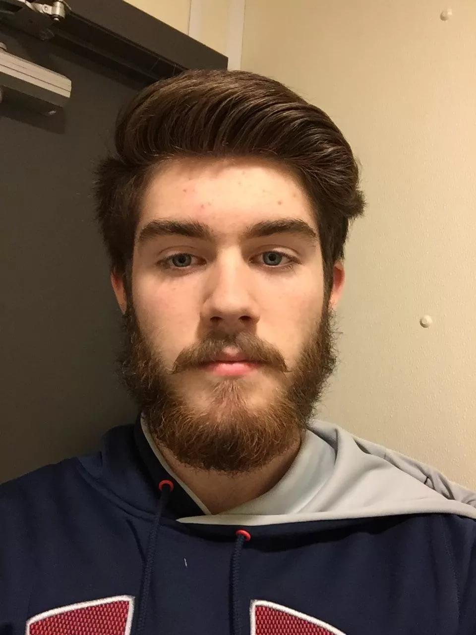 Как отрастить бороду в 16 лет