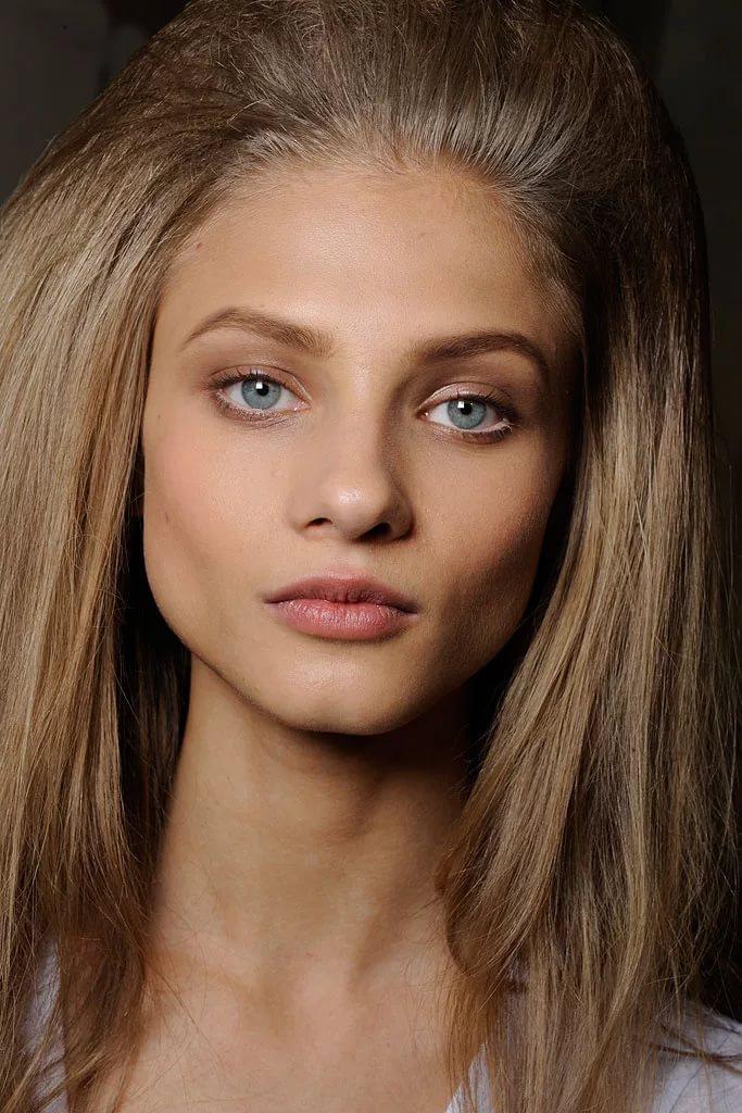 Какие брови подойдут к русым волосам?