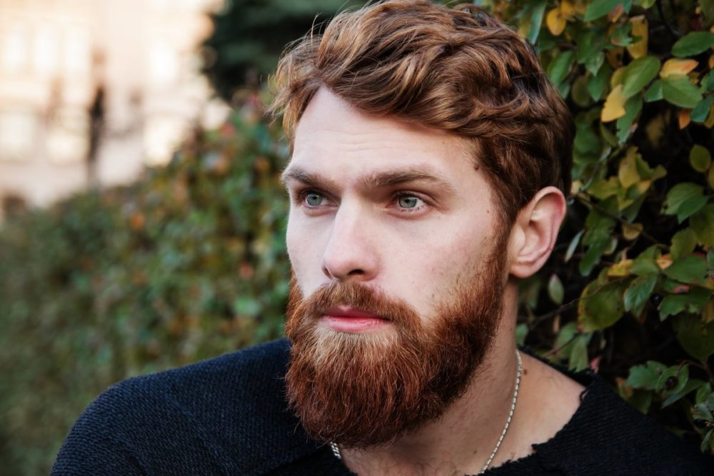 красивая борода в домашних условиях