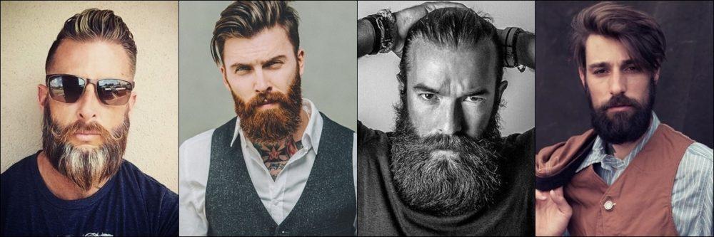 красивые бороды