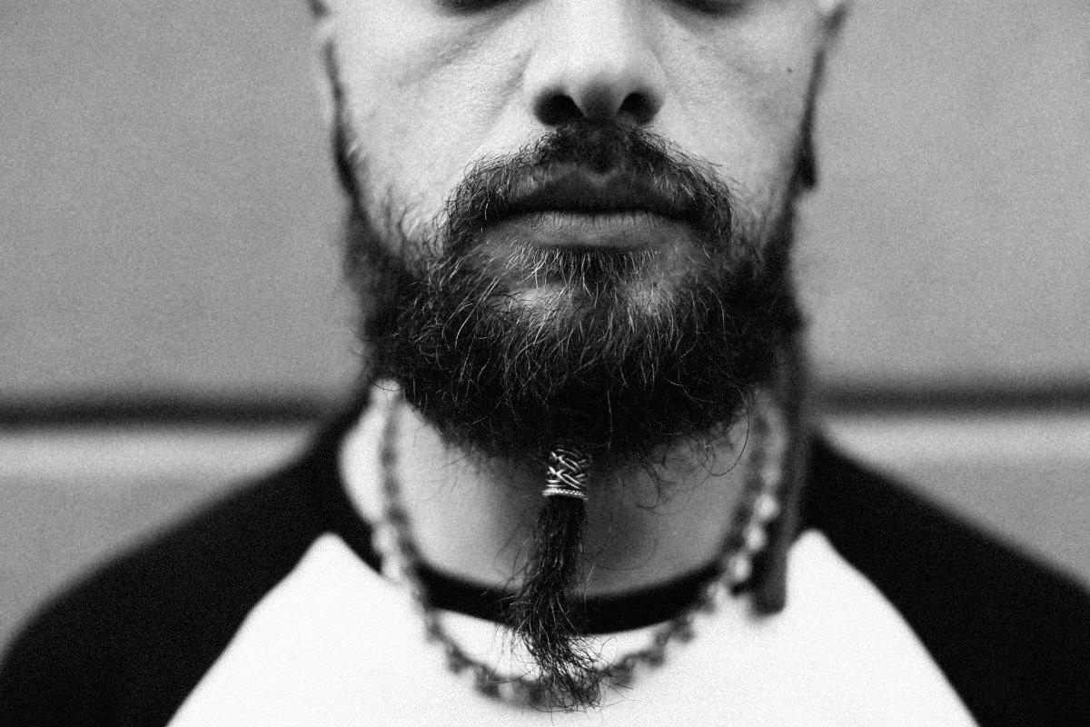 борода с косичкой