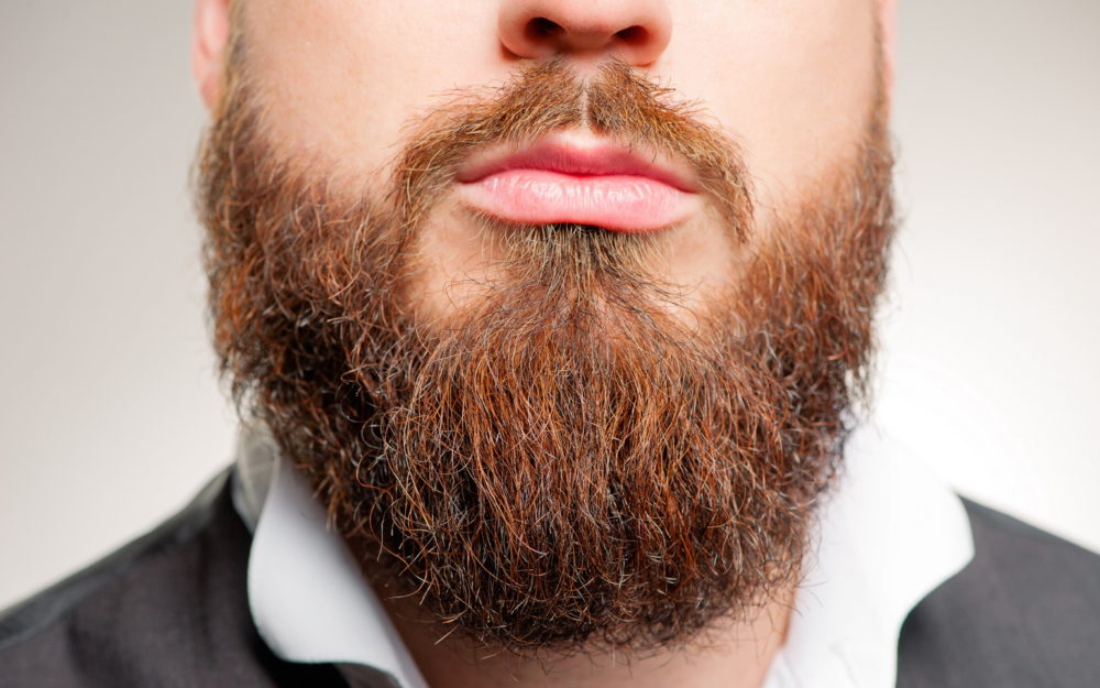 Как правильно отращивать бороду пошаговая инструкция