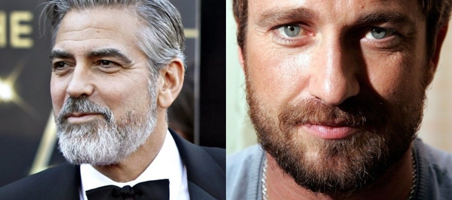 примеры бороды для круглого лица