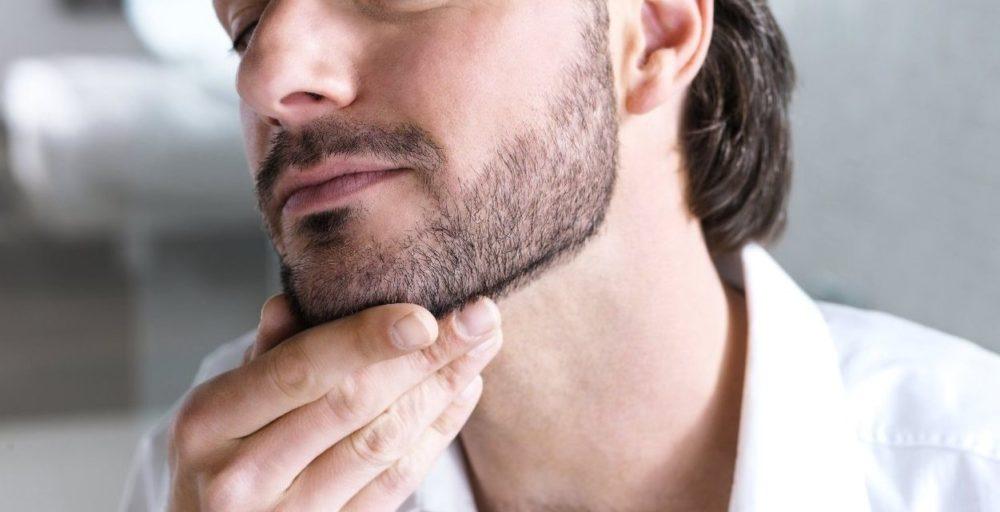 Борода растет клочками, что делать?