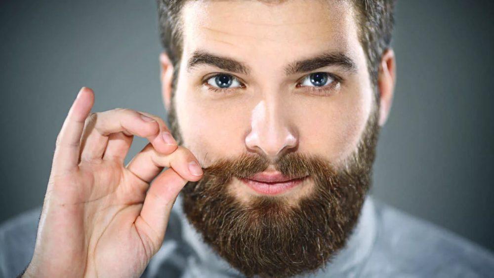 Как брить бороду машинкой для стрижки волос?