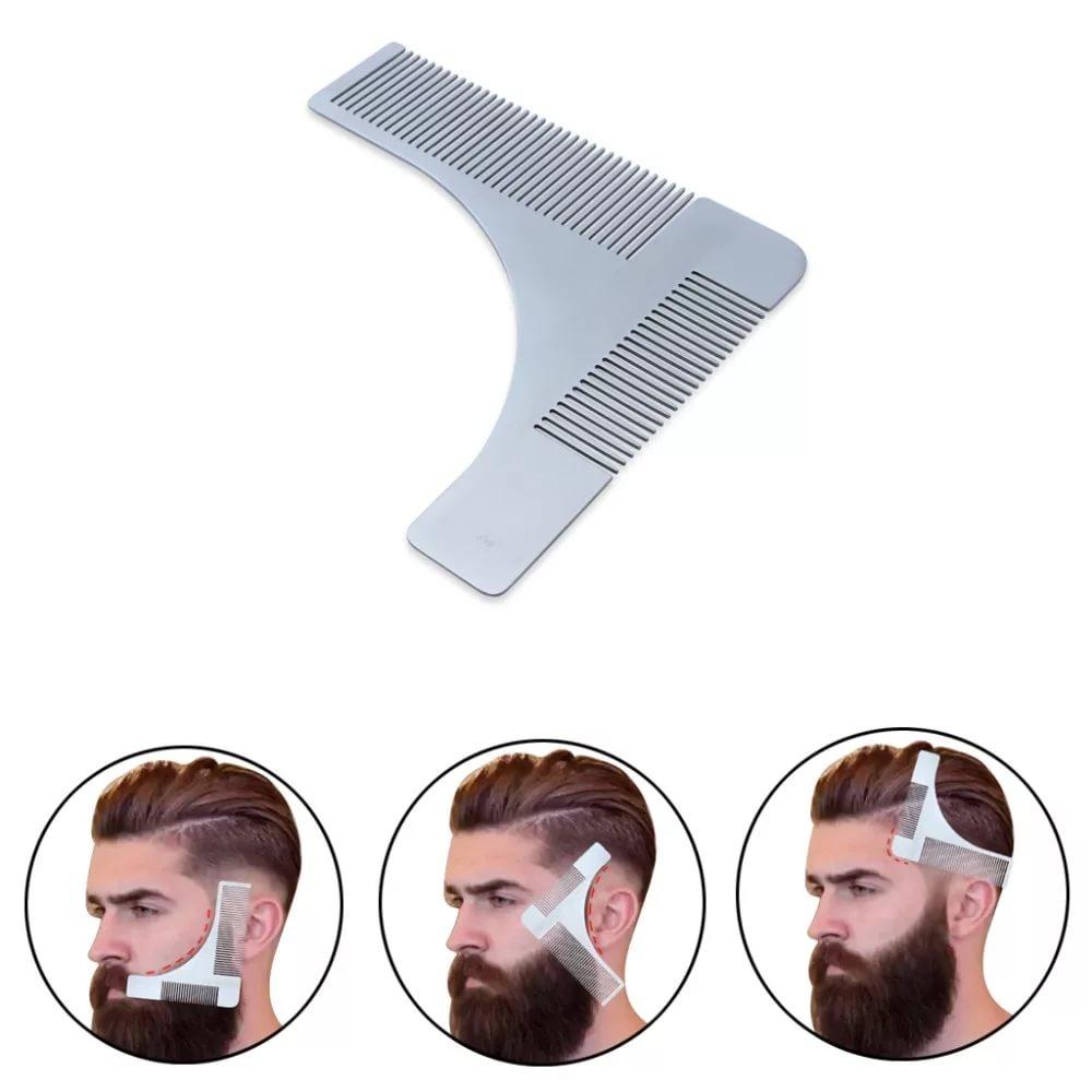 Трафарет для бороды: как выбрать и как использовать?