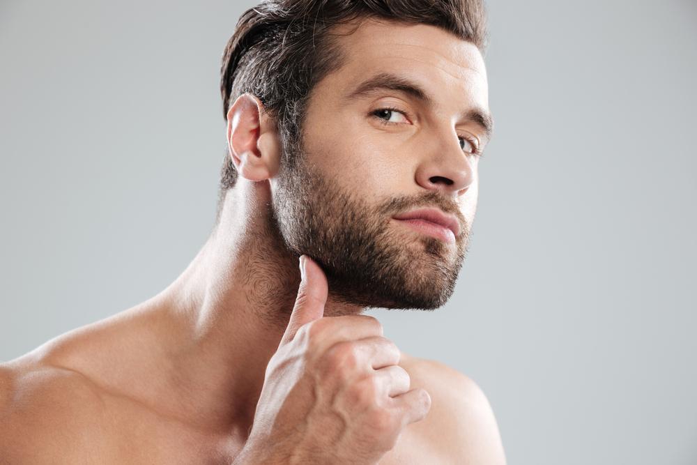 Как избавиться от бороды?