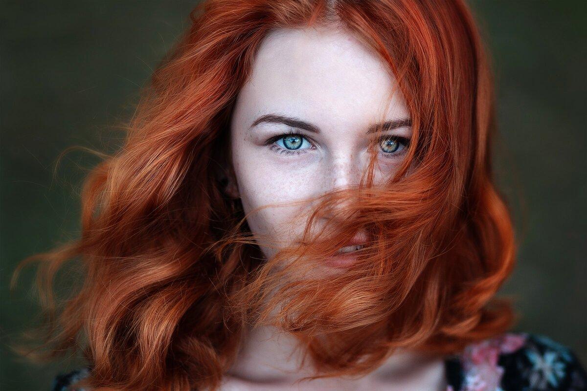 самые красивые фото девушек рыжие побоялись что сейчас