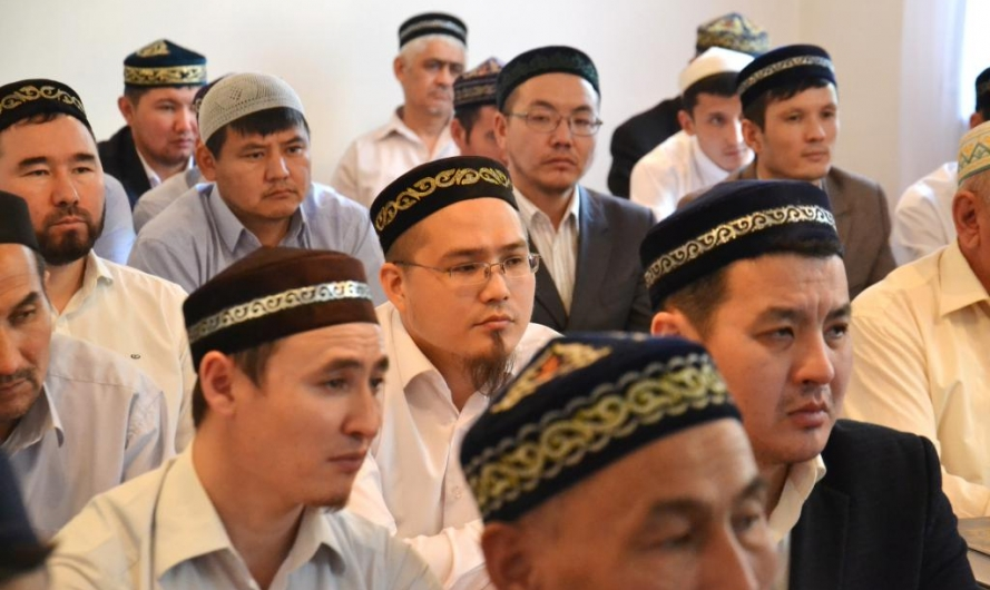 мусульмане Казахстана