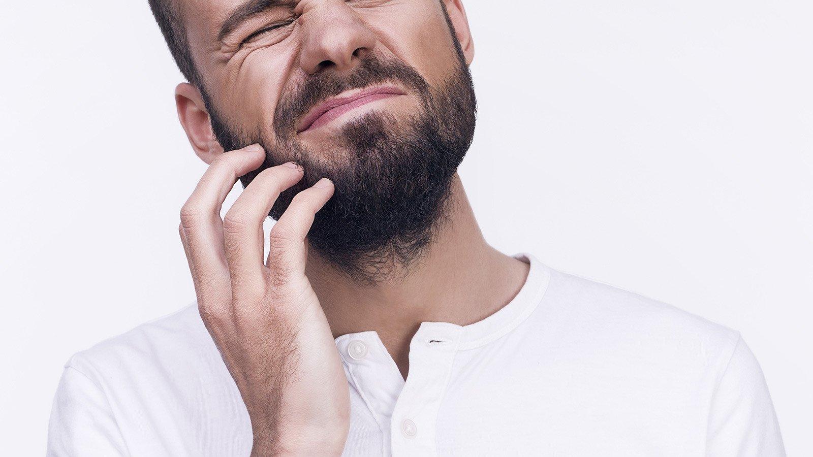 Борода чешется