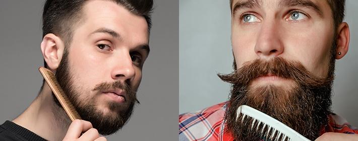 расческа для бороды