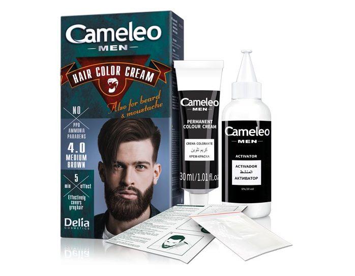 краска для бороды Cameleo