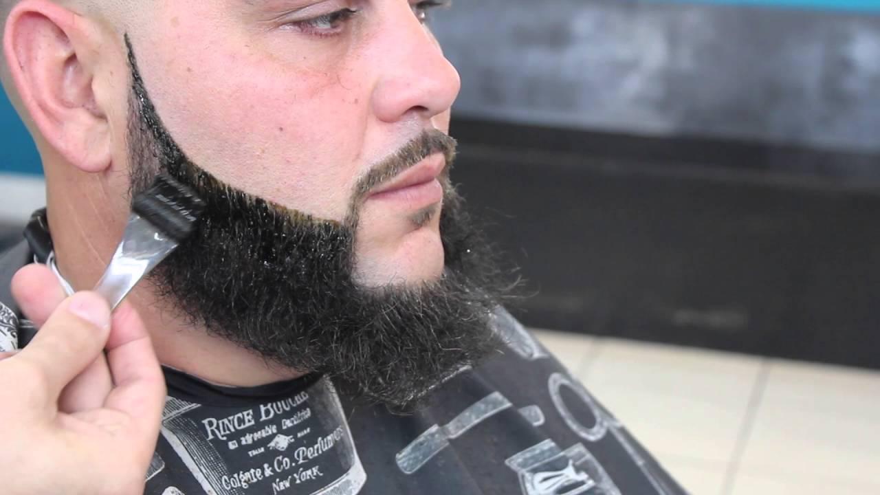 Краска для бороды и усов