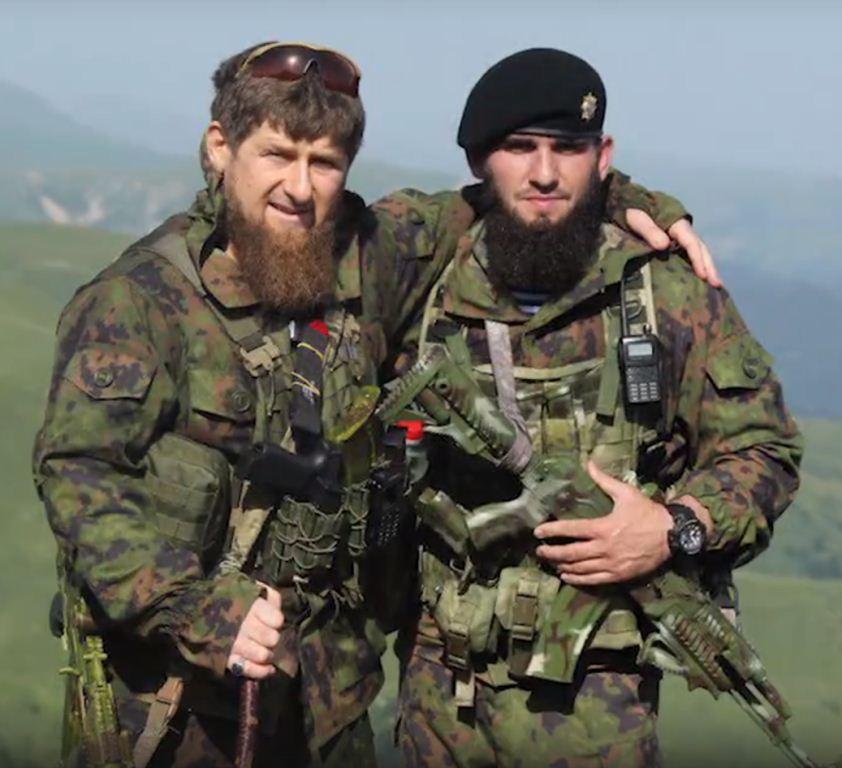 Чеченская борода