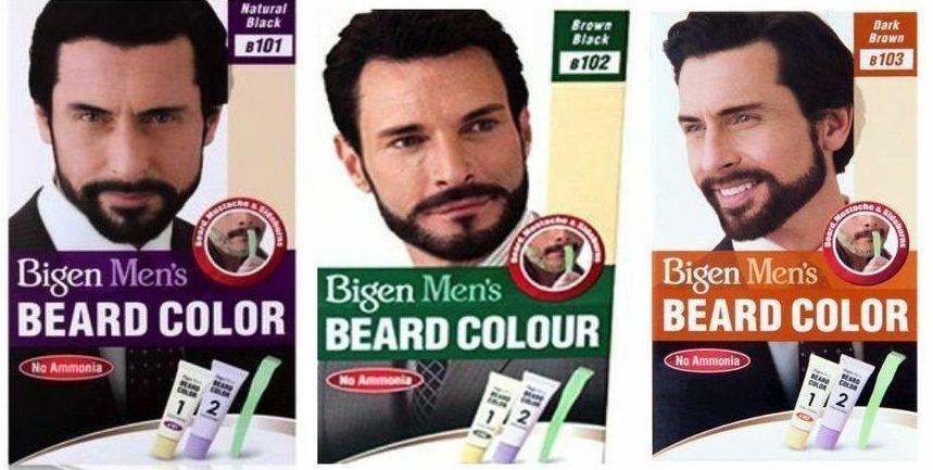 краска для бороды Bigen Mens
