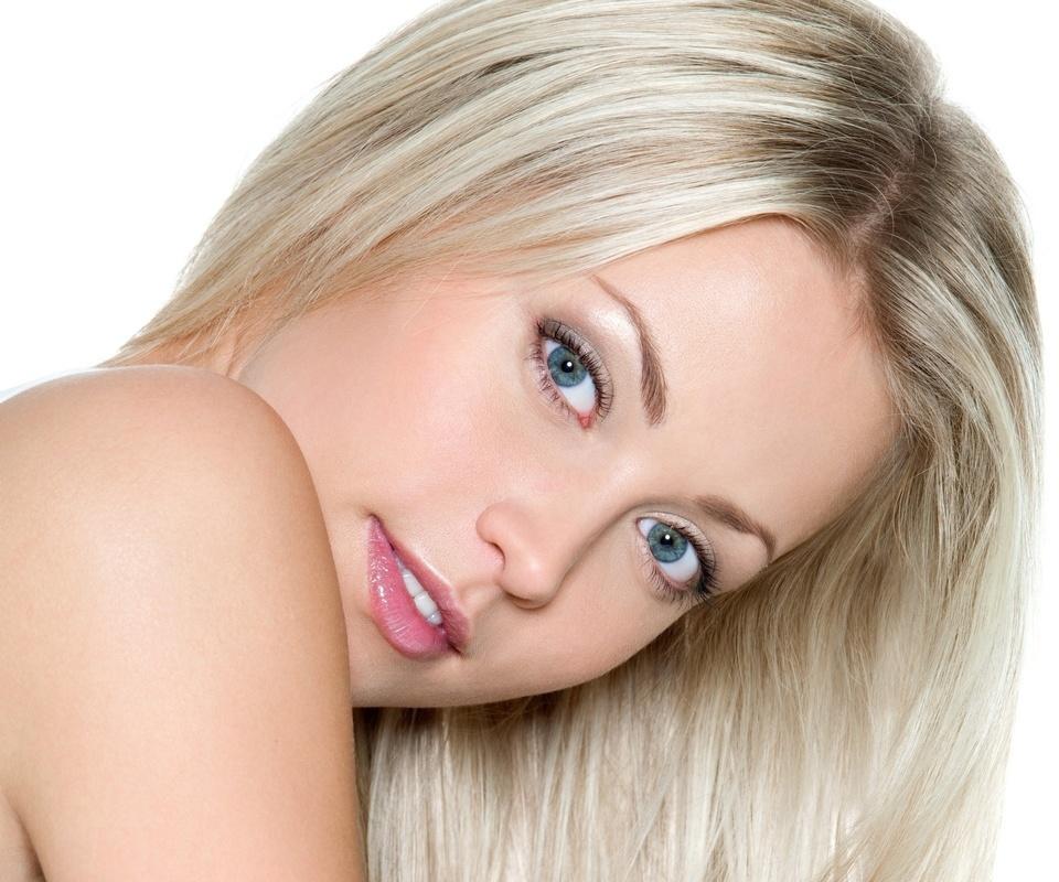 Татуаж бровей для блондинок