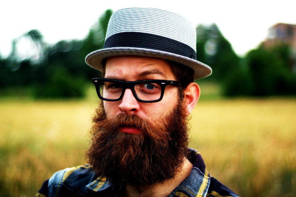 Хипстерская борода
