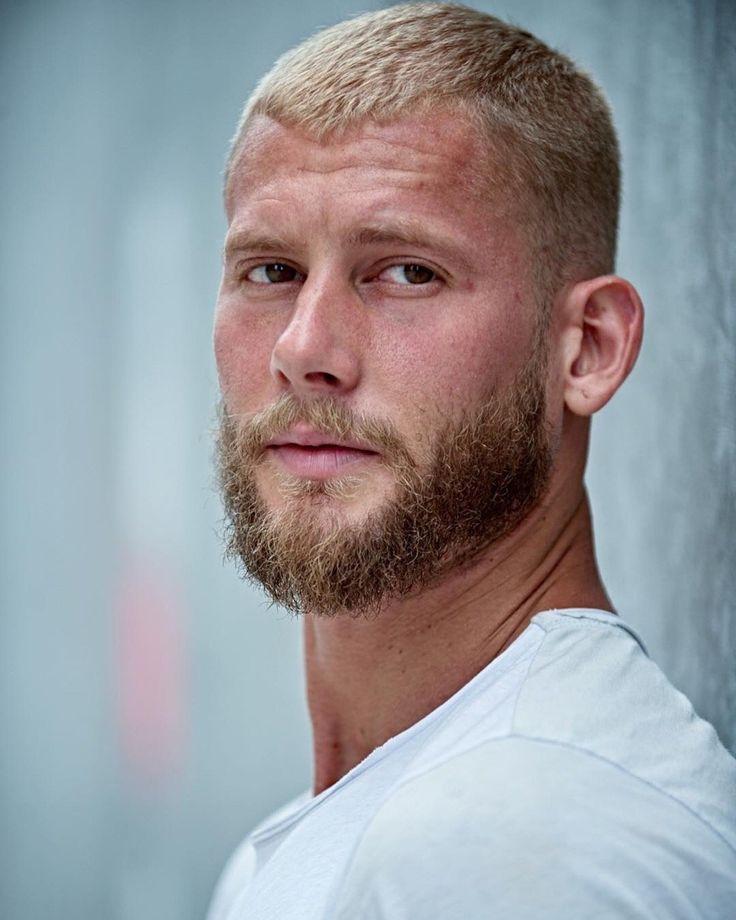 Борода у блондинов