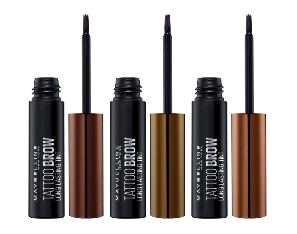 Гель тинт Tattoo Brow от Maybelline