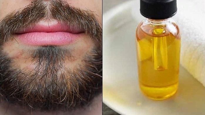 Масло для бороды своими руками