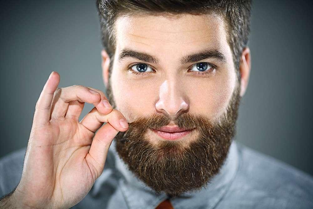 борода у мужчины