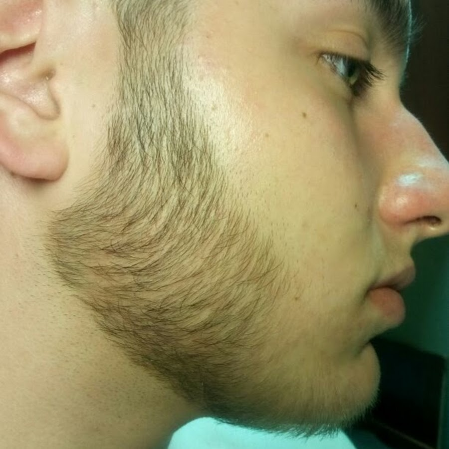 борода у подростка