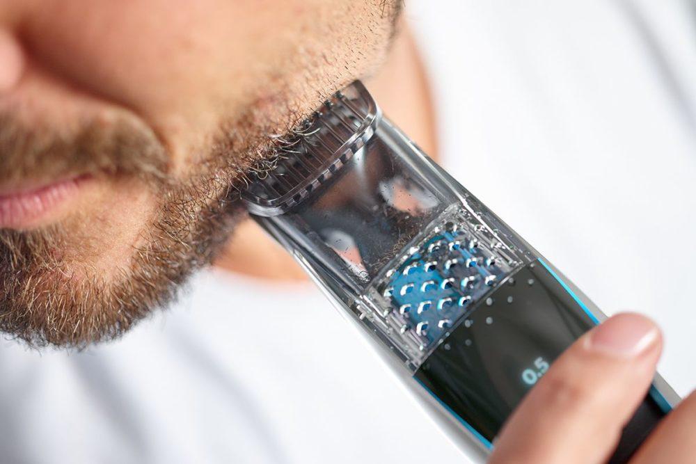 Как стричь усы триммером