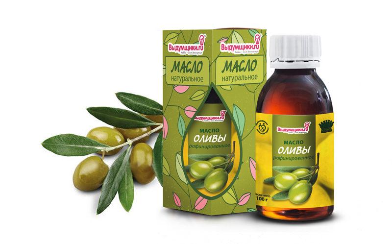 Оливковое масло для бороды