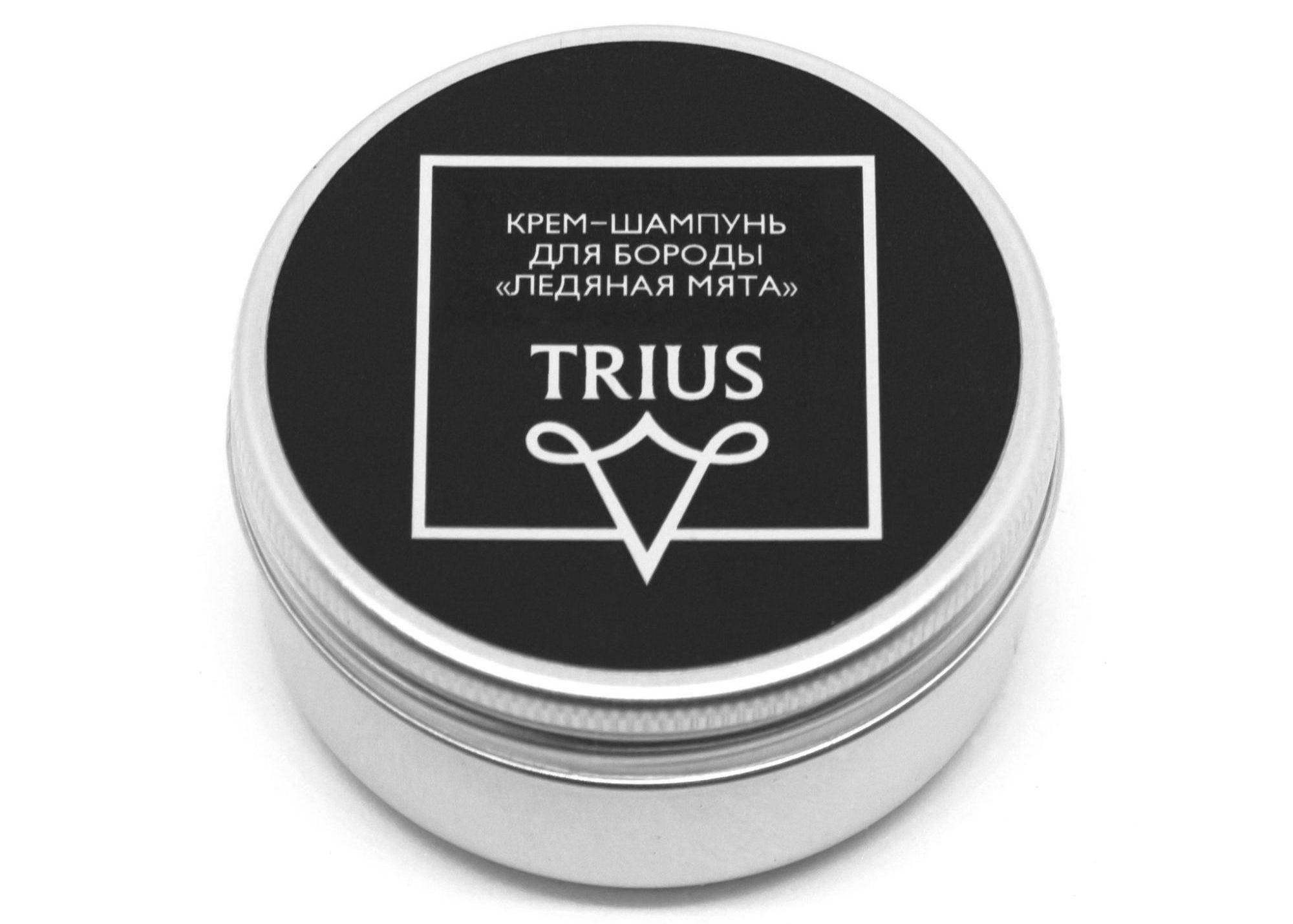 Trius - шампунь для роста бороды