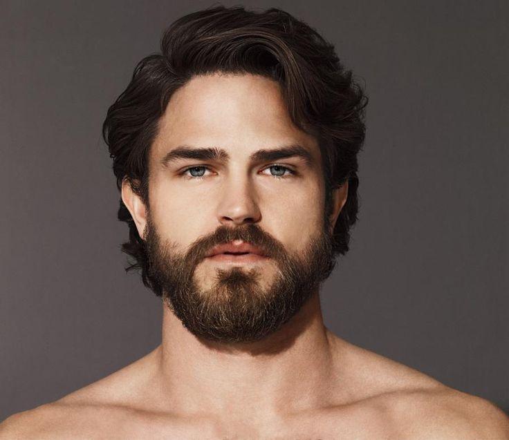 борода у мужчин