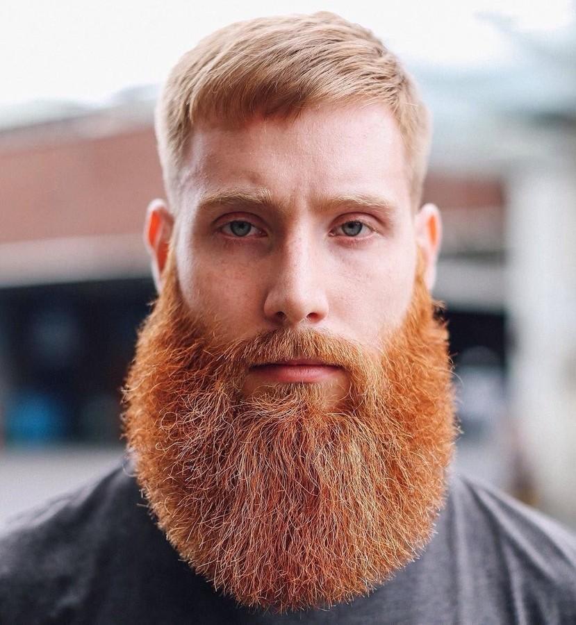 Рыжая борода у славян