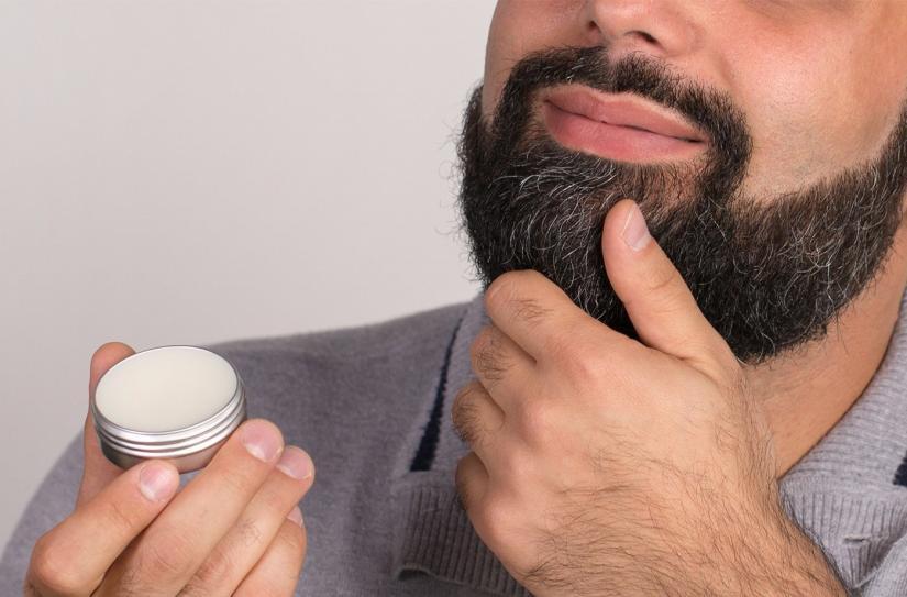 Кокосовое масло для бороды