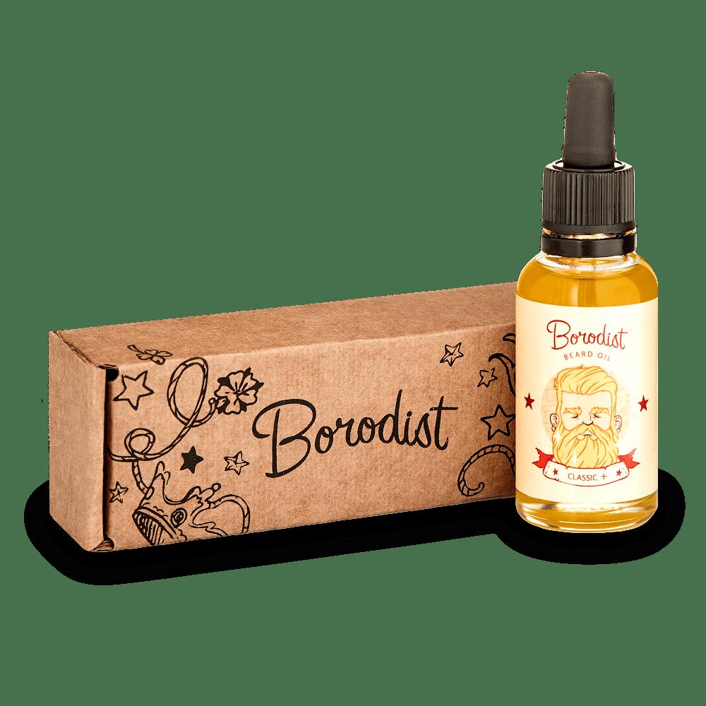 масло для бороды