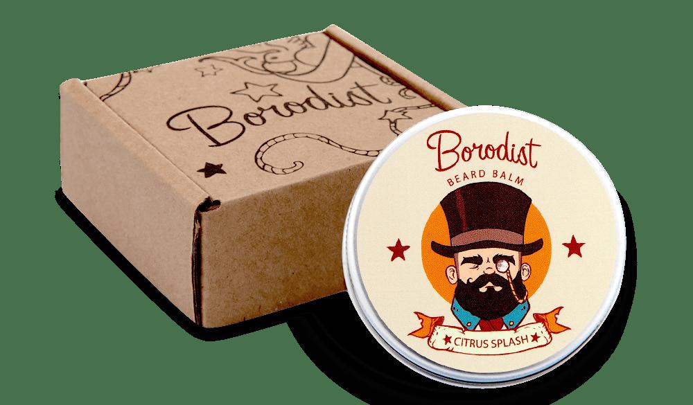 бородист бальзам для бороды