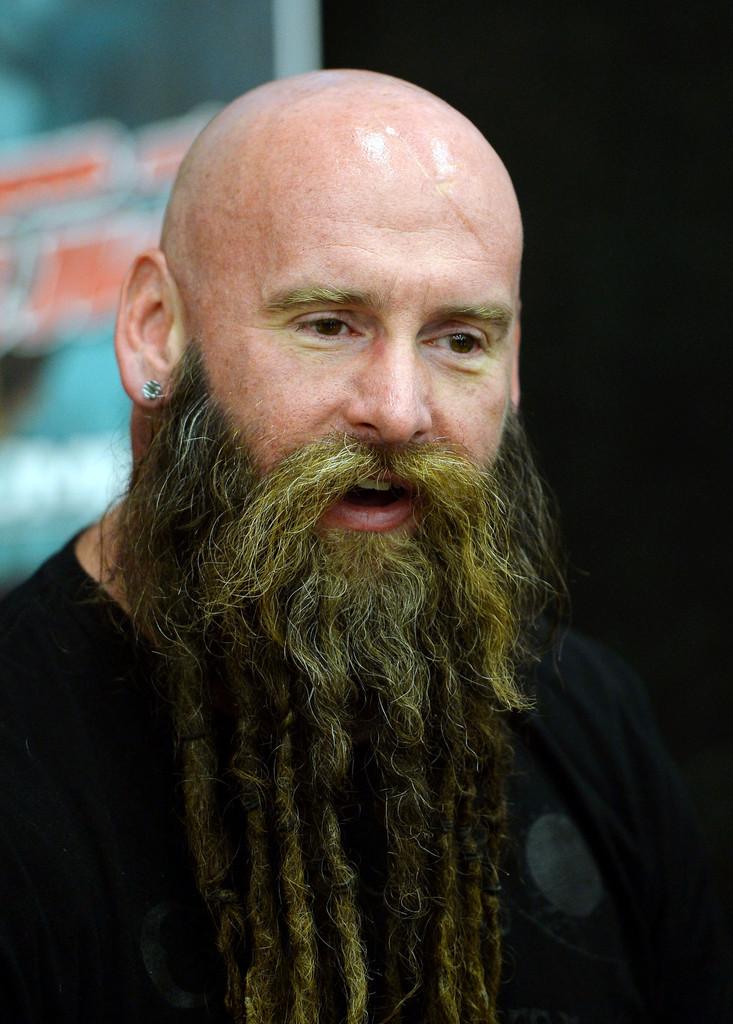 Дреды на бороде