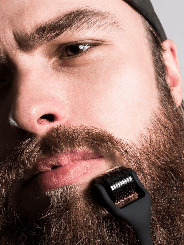 Роллер для бороды