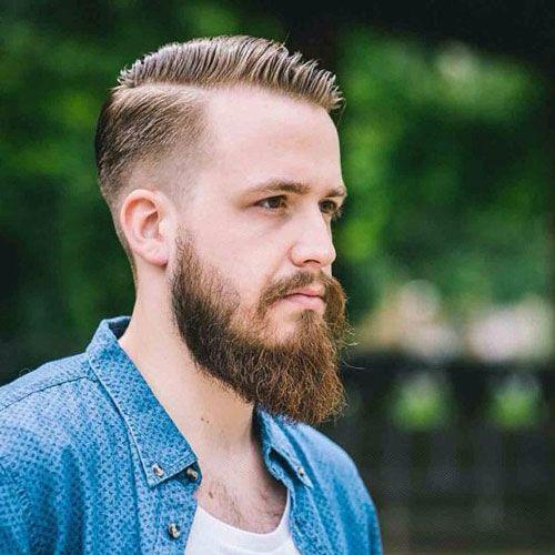 Борода утиный хвост