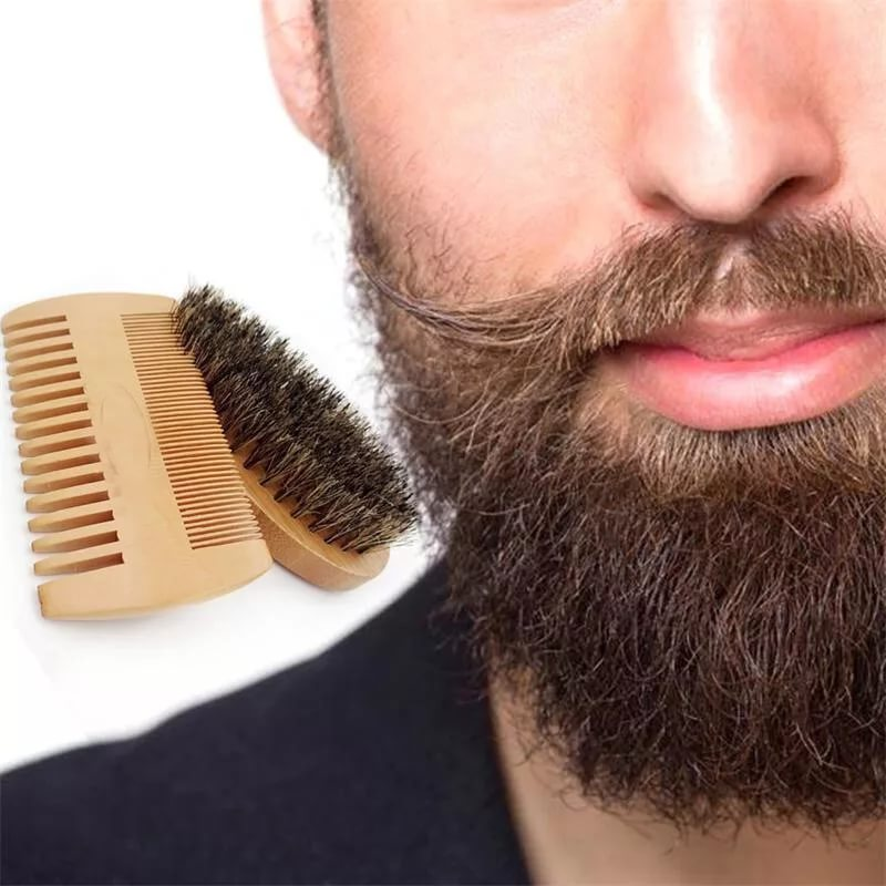 Щетка для бороды