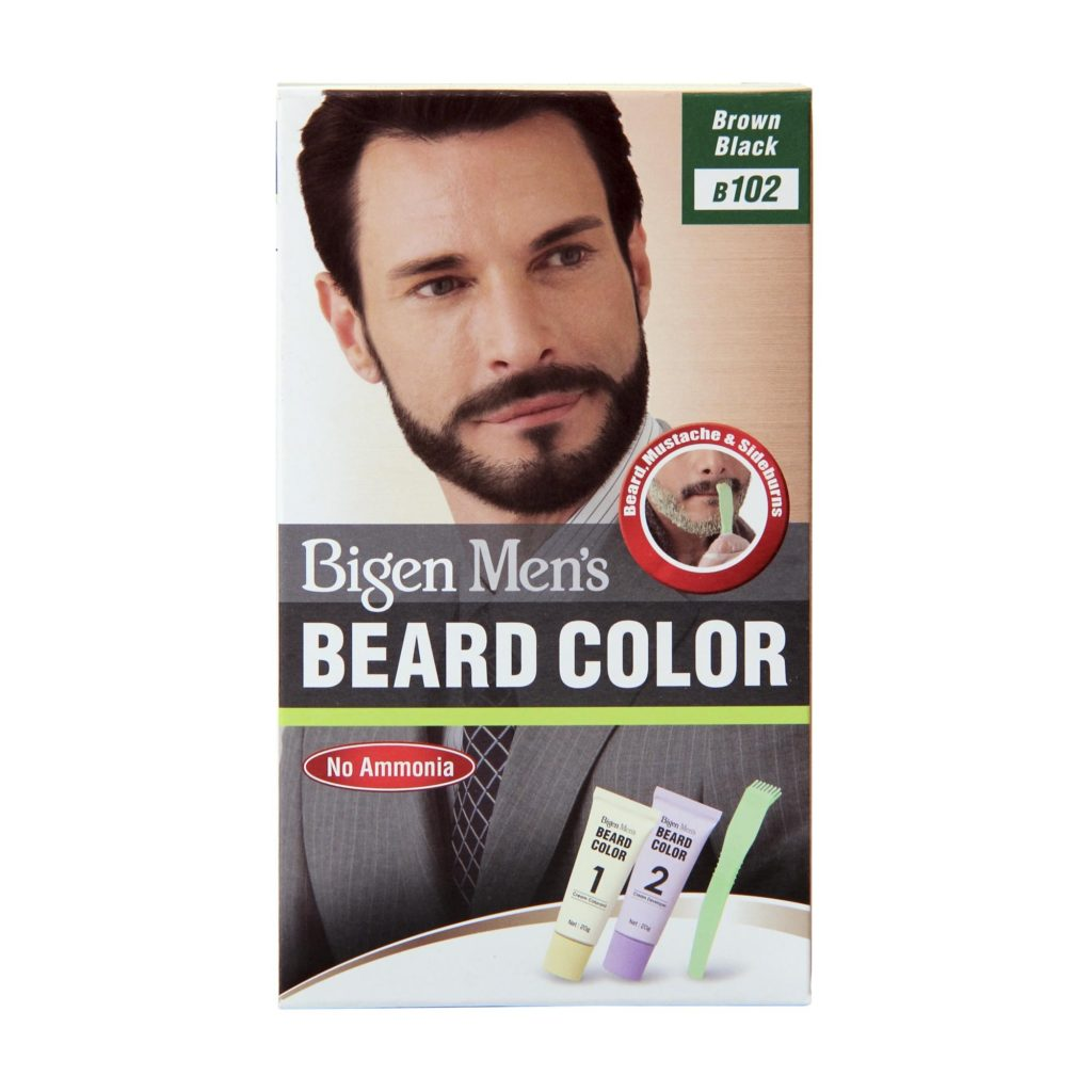 краска для бороды Bigen men s beard colour