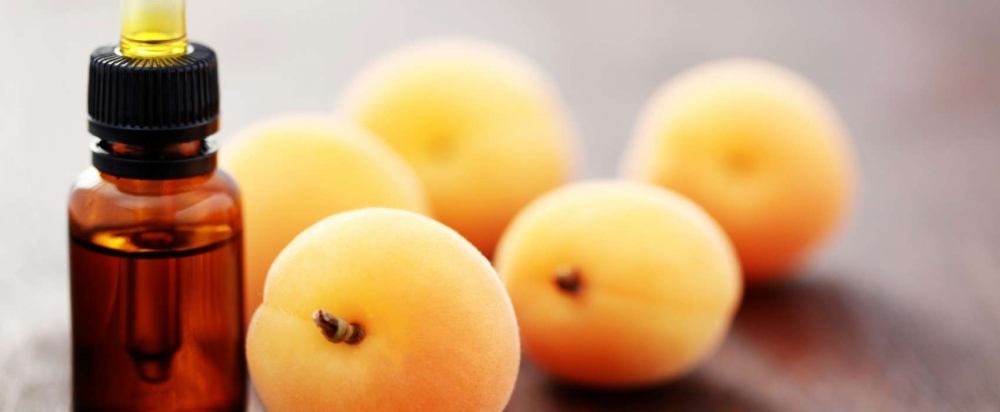 Персиковое масло для бровей