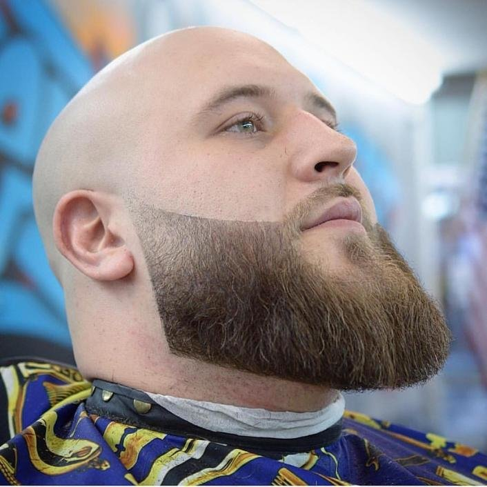 Татуаж бороды