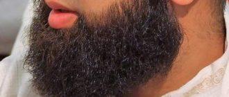 мусульмане сбривают усы